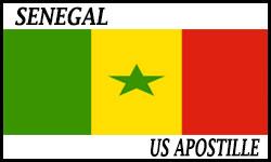 Senegal Embassy Legalization