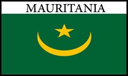Mauritania Embassy Legalization