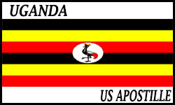 Uganda Embassy Legalization